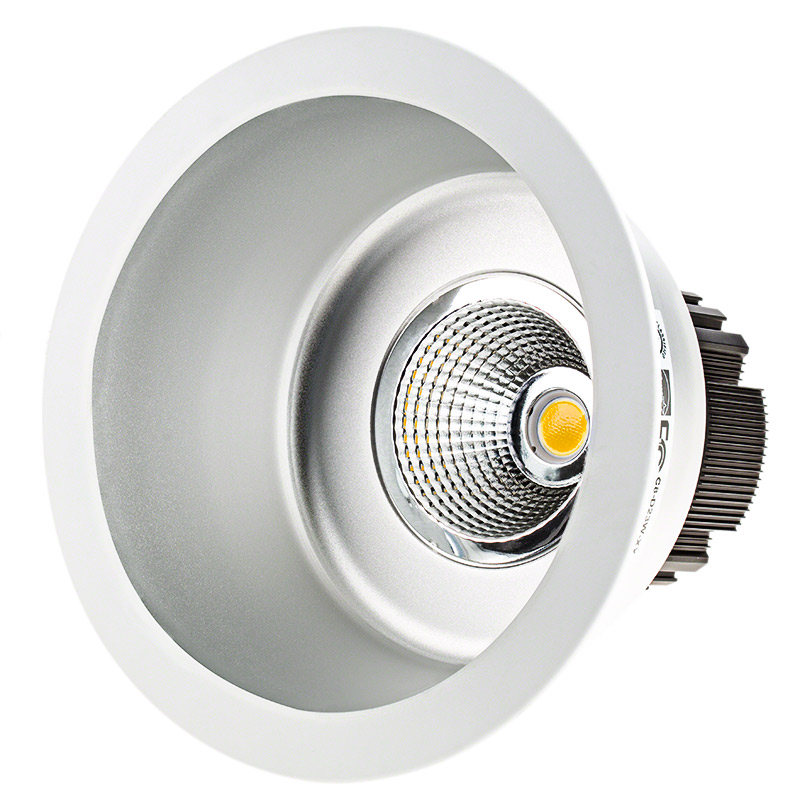 led retrofit downlight 200 watt equivalent retrofit can light. Black Bedroom Furniture Sets. Home Design Ideas