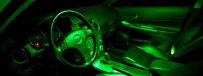 Car Interior LED Accent Lighting