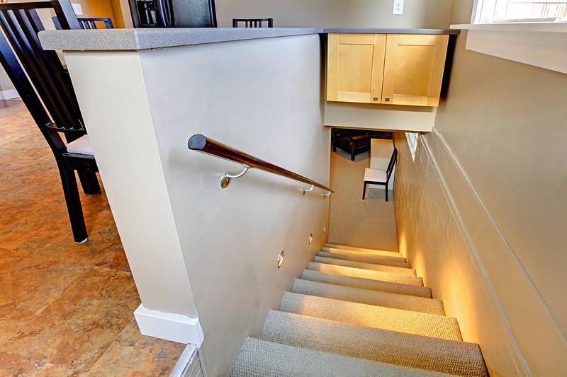 Commercial Basement Stair Lighting: 4 Watt (40 Watt Equivalent) Bi-Pin LED Tower