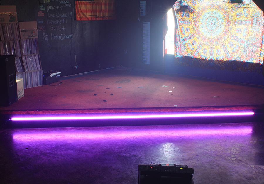 How To Wire A Dmx System With Rgb Colour Led Strip Lights Wiring