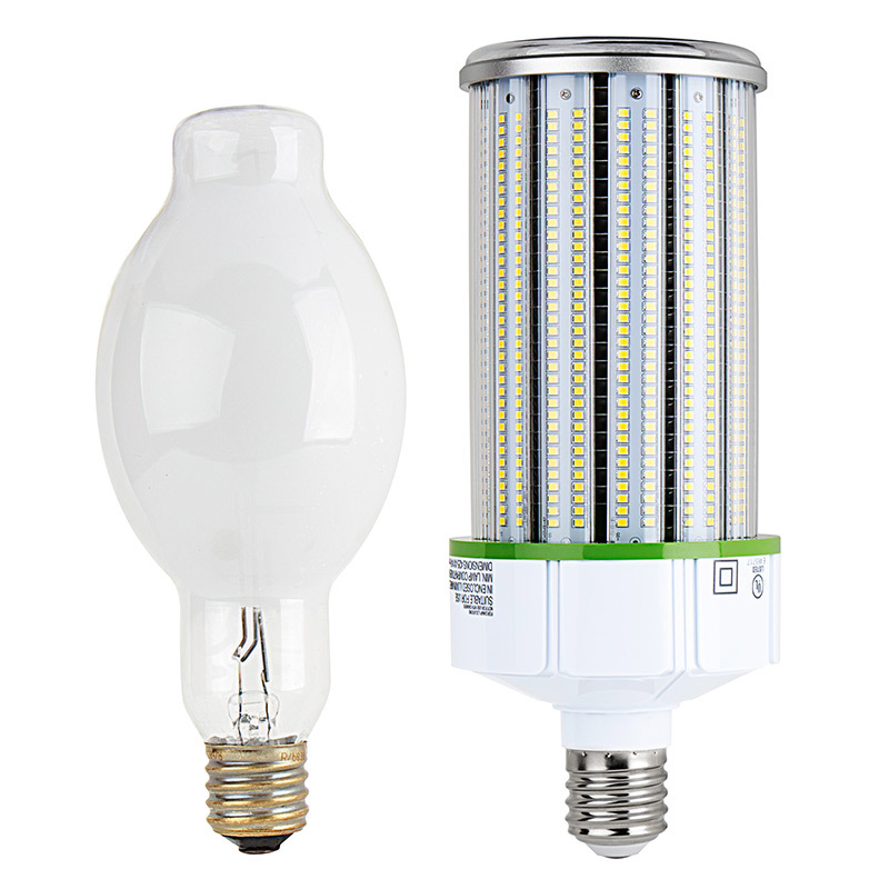 120w led corn bulb 16 400 lumens 400w equivalent metal halide e39 mogul base 5000k. Black Bedroom Furniture Sets. Home Design Ideas