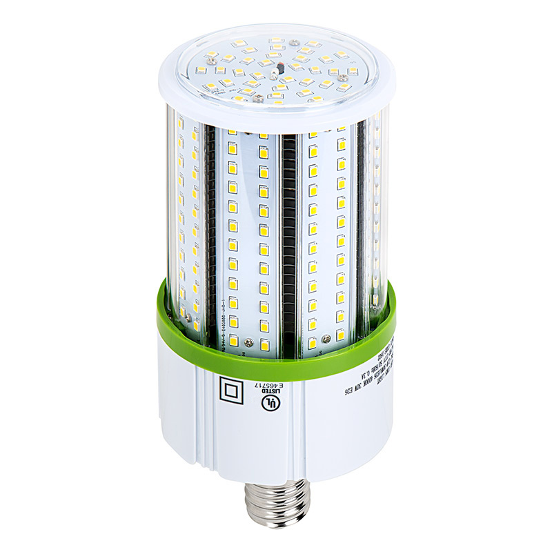 30w led corn bulb 100w equivalent mh conversion e26 e27 base 3 900 lumens 4000k super. Black Bedroom Furniture Sets. Home Design Ideas