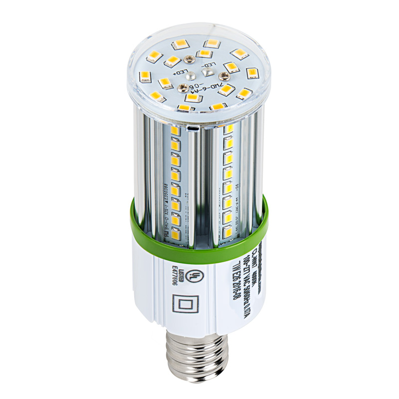 7w led corn bulb 700 lumens 60w incandescent equivalent e26 e27 medium screw base 4000k. Black Bedroom Furniture Sets. Home Design Ideas