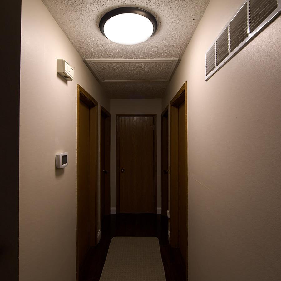 """Led Super Bright Ceiling Light Kitchen Light Hallway: 11"""" Flush Mount LED Ceiling Light W/ Multiple Housing"""
