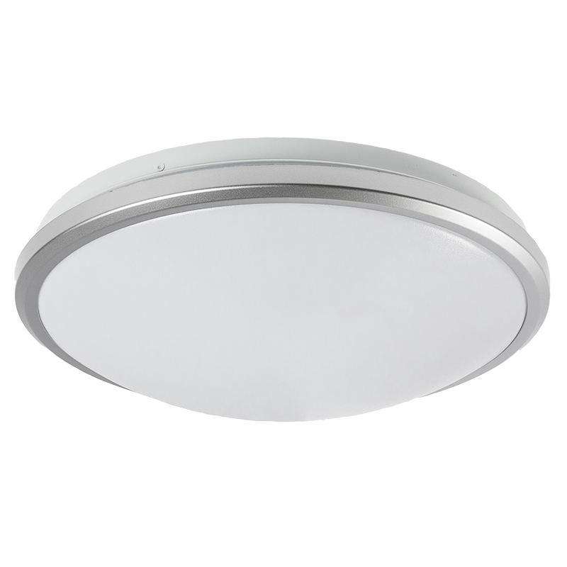 13 flush mount led ceiling light w low profile silver housing 13 flush mount led ceiling light w low profile silver housing 100 watt equivalent dimmable 1400 lumens mozeypictures Image collections