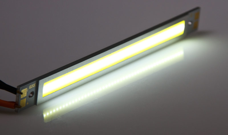 Vollong 3W White High Power Linear COB LED | Component ...