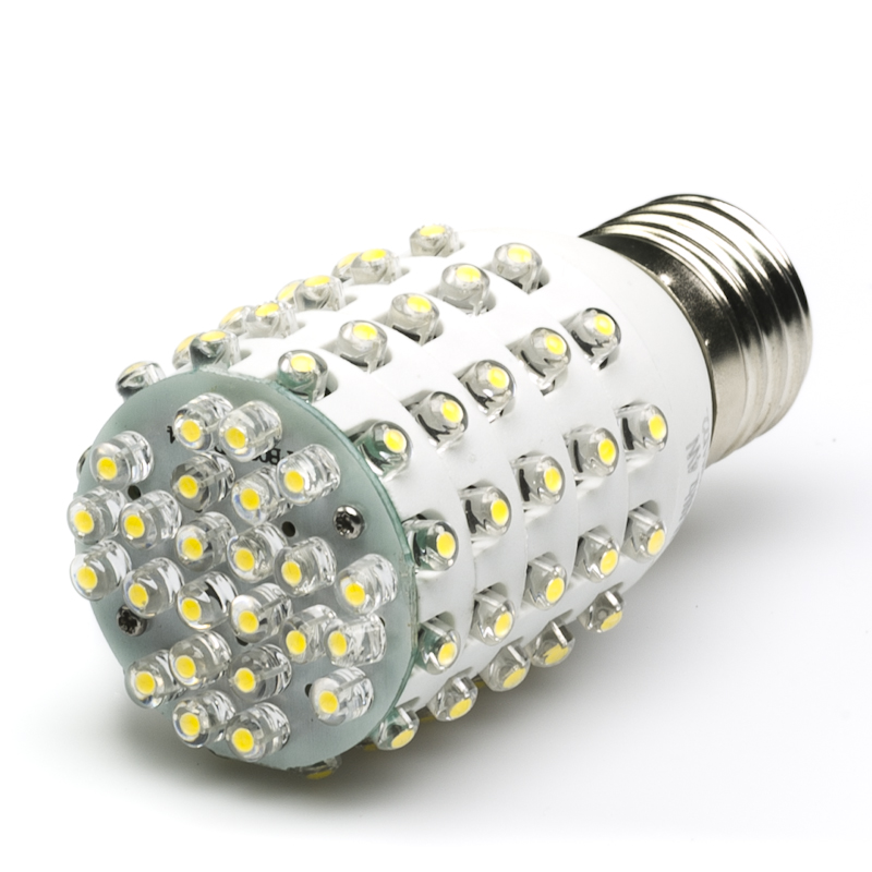t10 led bulb 84 led corn light 4 watt 340 lumens. Black Bedroom Furniture Sets. Home Design Ideas