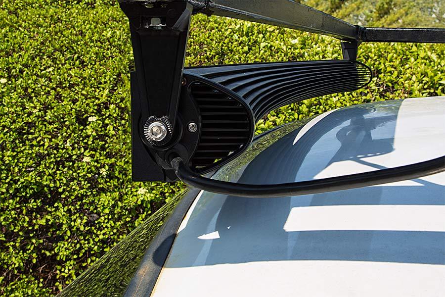 40 Quot Off Road Curved Led Light Bar 240w 19 200 Lumens