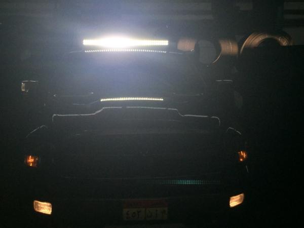 40 Quot Off Road Curved Led Light Bar 170w 19 200 Lumens