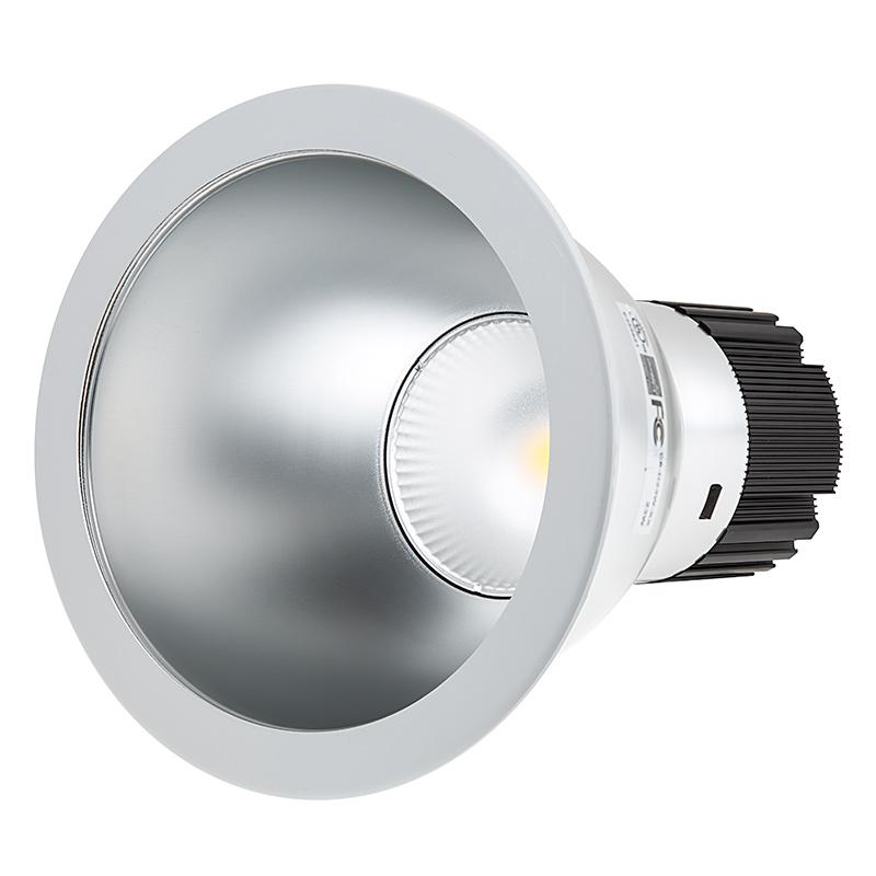 8 architectural led retrofit downlight 200 watt equivalent led retrofit can lights led. Black Bedroom Furniture Sets. Home Design Ideas