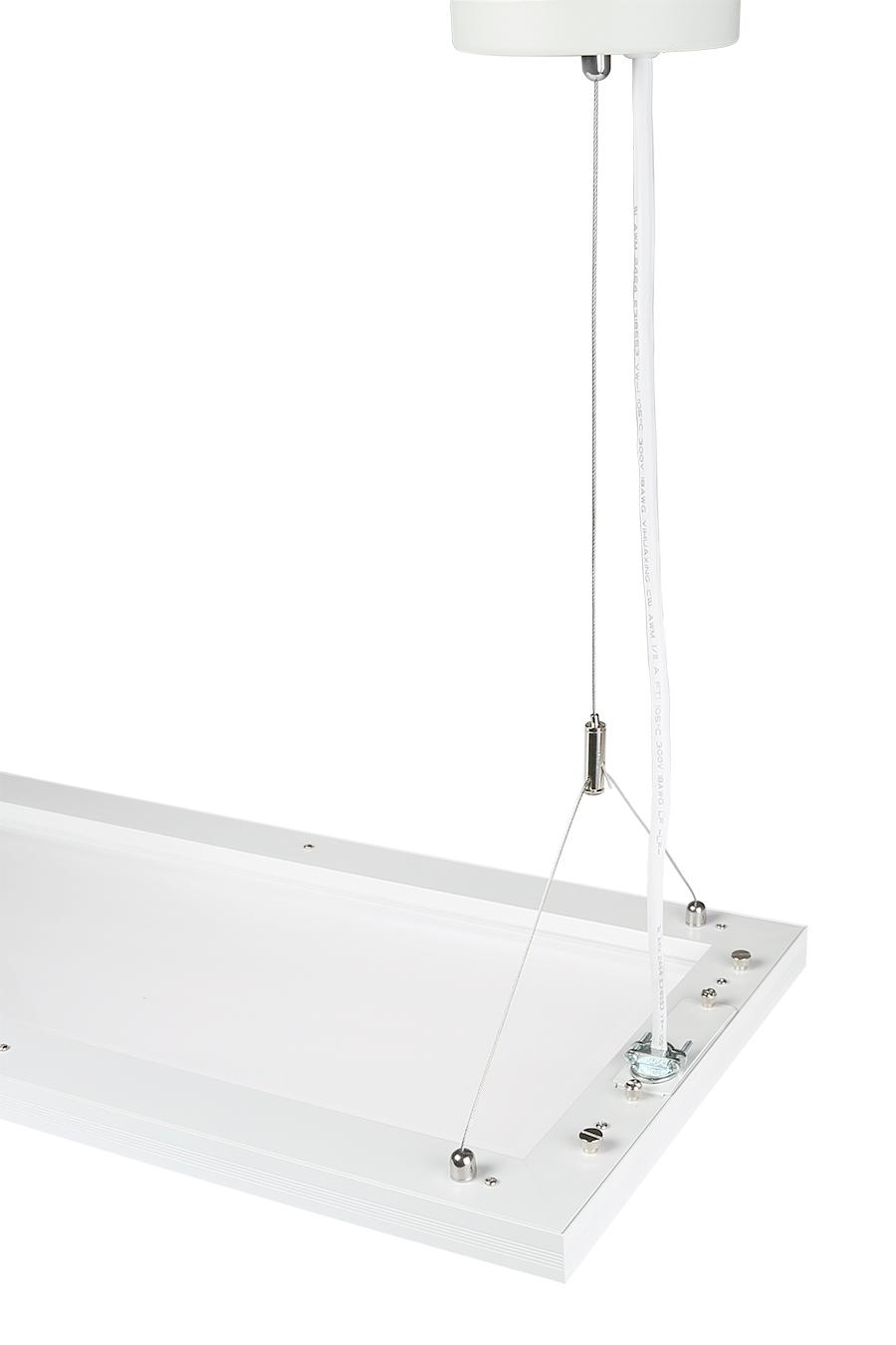 Up/Down LED Panel Light Junction Box Hanging Kit  sc 1 st  Super Bright LEDs & Up/Down LED Panel Light Junction Box Hanging Kit | High Voltage ... Aboutintivar.Com