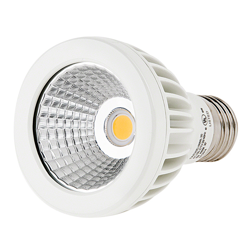Led Spotlight Light Bulbs: PAR20 LED Bulb - 8W Dimmable LED Spot Light Bulb
