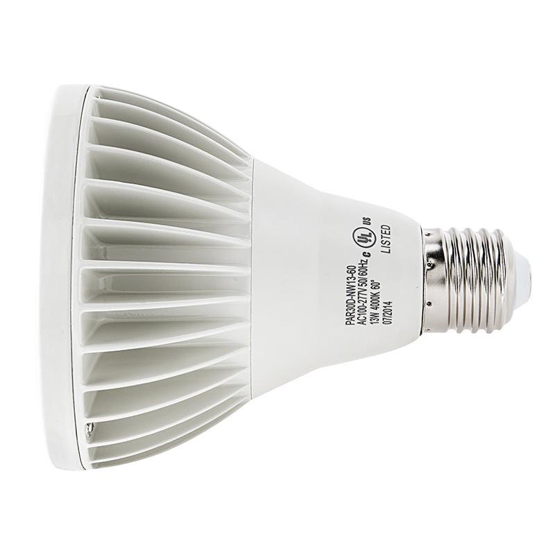 par30d nw13 60 par30 led bulb 13w dimmable led spot light bulb. Black Bedroom Furniture Sets. Home Design Ideas