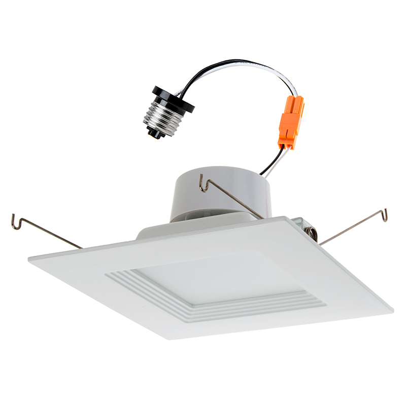 square led recessed lighting kit for 5 6 cans retrofit led