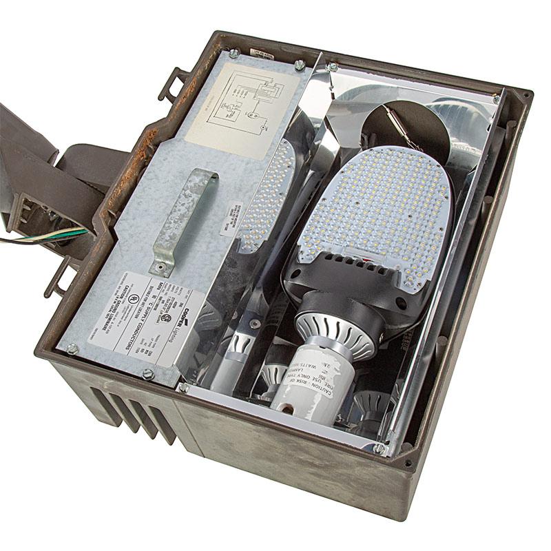75W LED Retrofit Bulb For HID Lamps