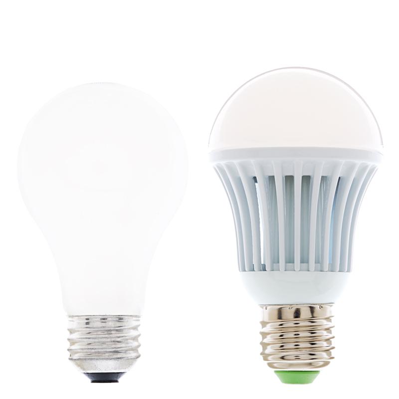 9 Watt A19 Globe Bulb Household A19 Globe Par And Br Led Home Lighting Super Bright Leds