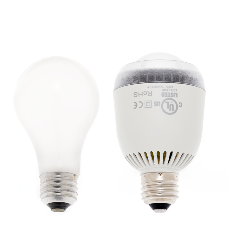 e27 led bulb 40 watt equivalent 445 lumens. Black Bedroom Furniture Sets. Home Design Ideas