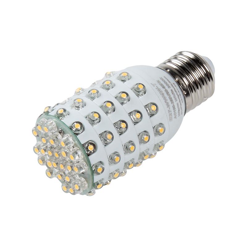 t10 led bulb 84 led corn light 4 watt 340 lumens super bright leds. Black Bedroom Furniture Sets. Home Design Ideas