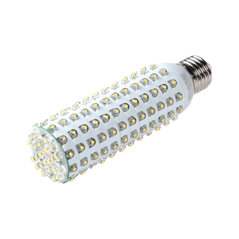 t10 led bulb 168 led corn light 8 watt 40 watt equivalent 540 lumens super bright leds. Black Bedroom Furniture Sets. Home Design Ideas