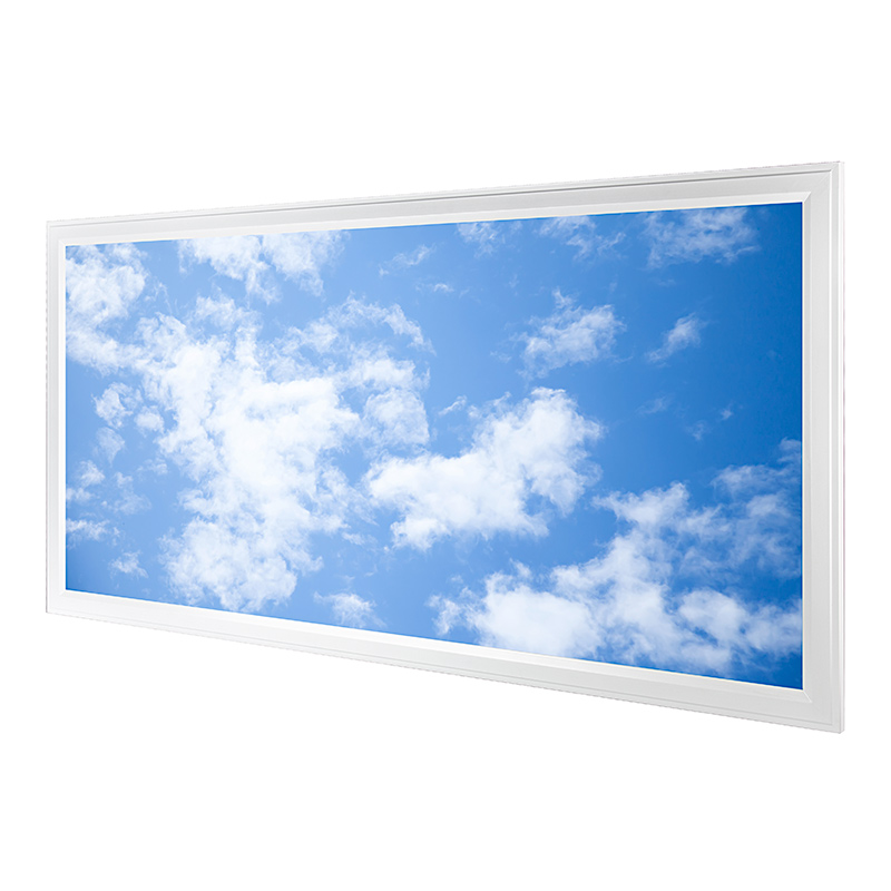 Led Skylight W Lazy Day Skylens 174 2x4 Dimmable Led Panel
