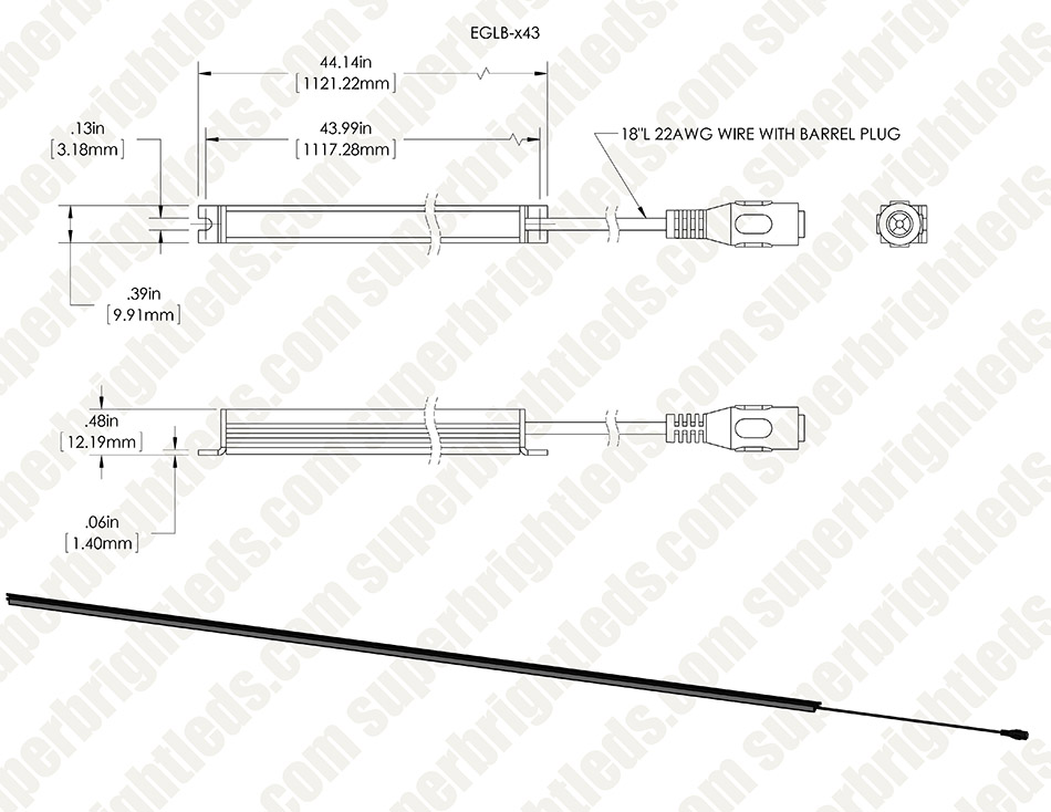 Linear Light Fixture
