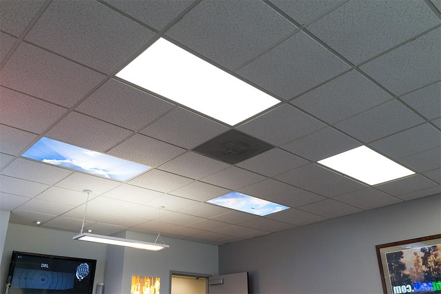 Ceiling Led Light Panel: Even-Glow ...,Lighting