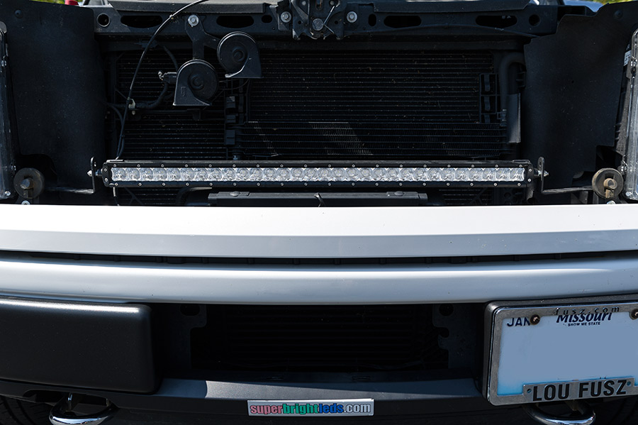 30 off road led light bar kit with spotflood combo beam 150w 30 off road led light bar kit with spotflood combo beam 150w shown installed on f150 aloadofball Choice Image