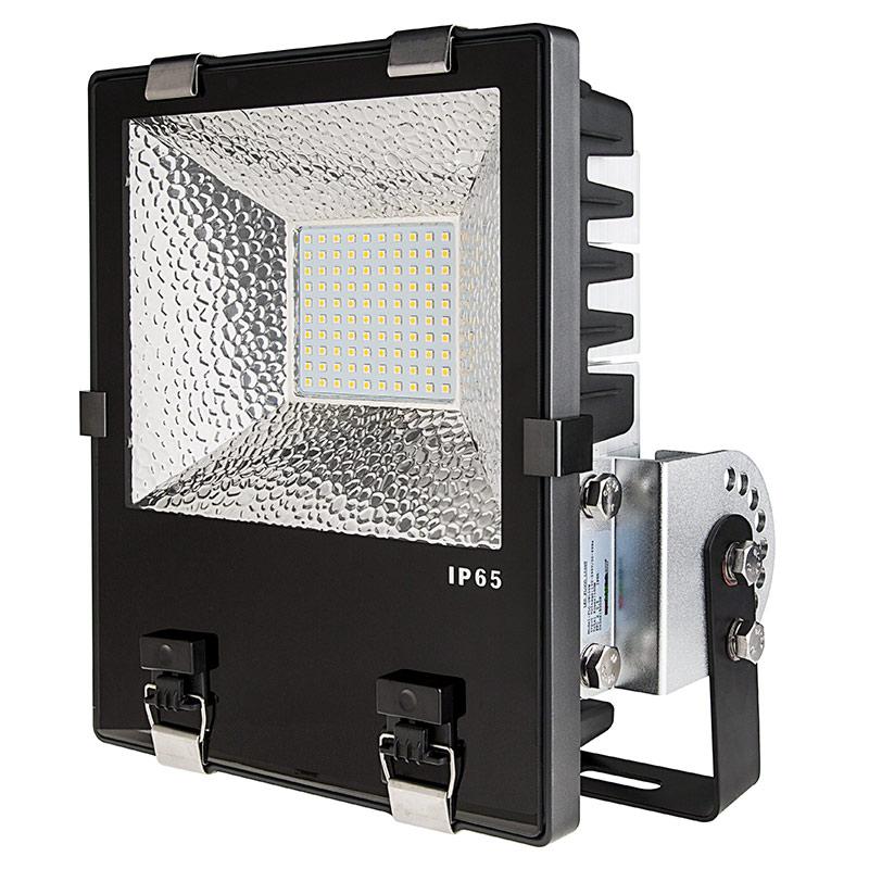 Led Light Fixture Wattage: 100 Watt High Power LED Flood Light Fixture