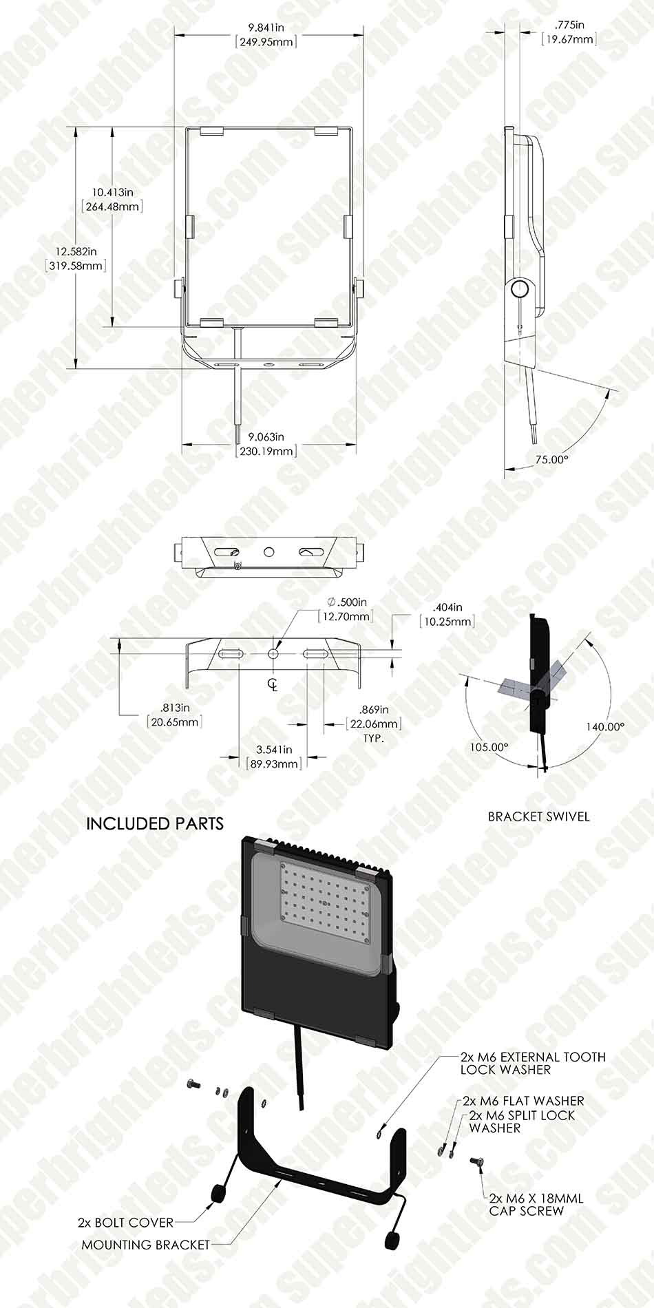 certificate model led flood lighting wiring diagram 50 w   56 wiring diagram images
