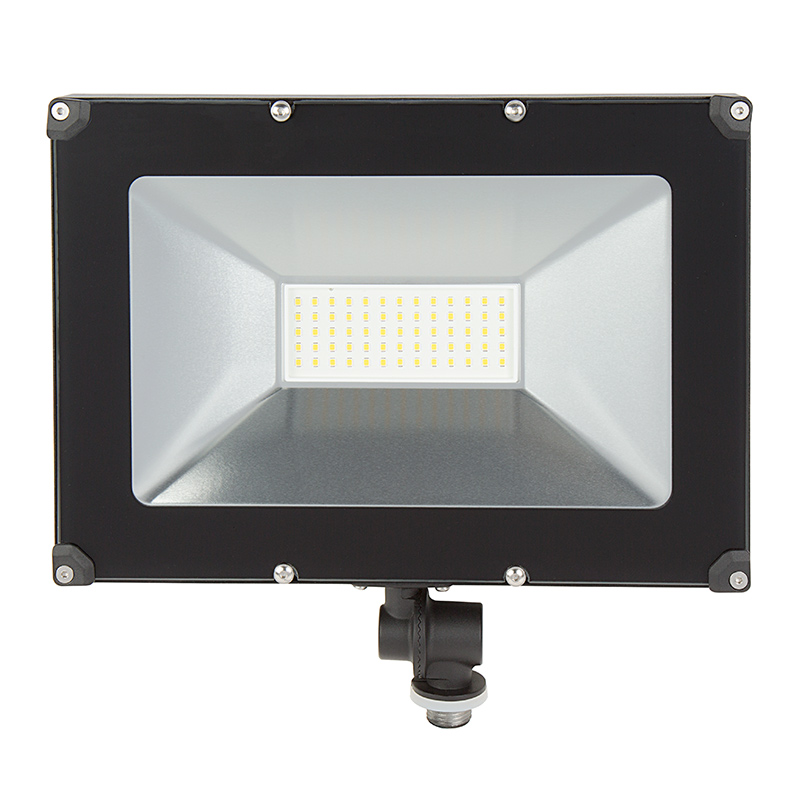 LED 50 WATTS ARCHITECTURAL FLOOD LIGHT WITH THE KNUCKLE 5000K