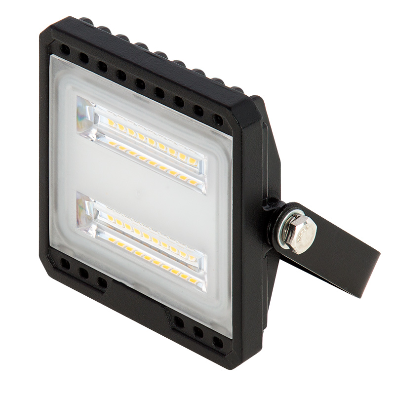 Led Light Fixture Wattage: 10 Watt LED Flood Light Fixture