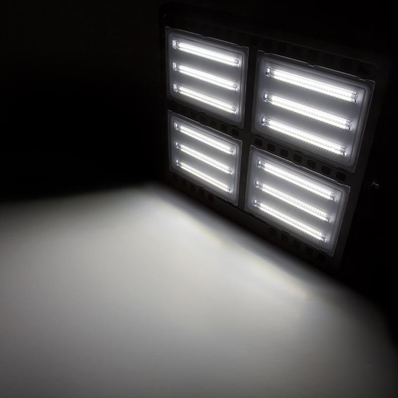 Led Light Fixture Wattage: 200 Watt LED Flood Light Fixture