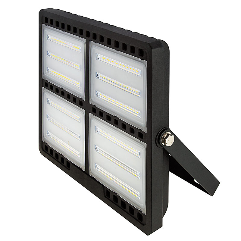 200 watt led flood light fixture low profile 4000k 400 watt mh equivalent 19 000 lumens. Black Bedroom Furniture Sets. Home Design Ideas