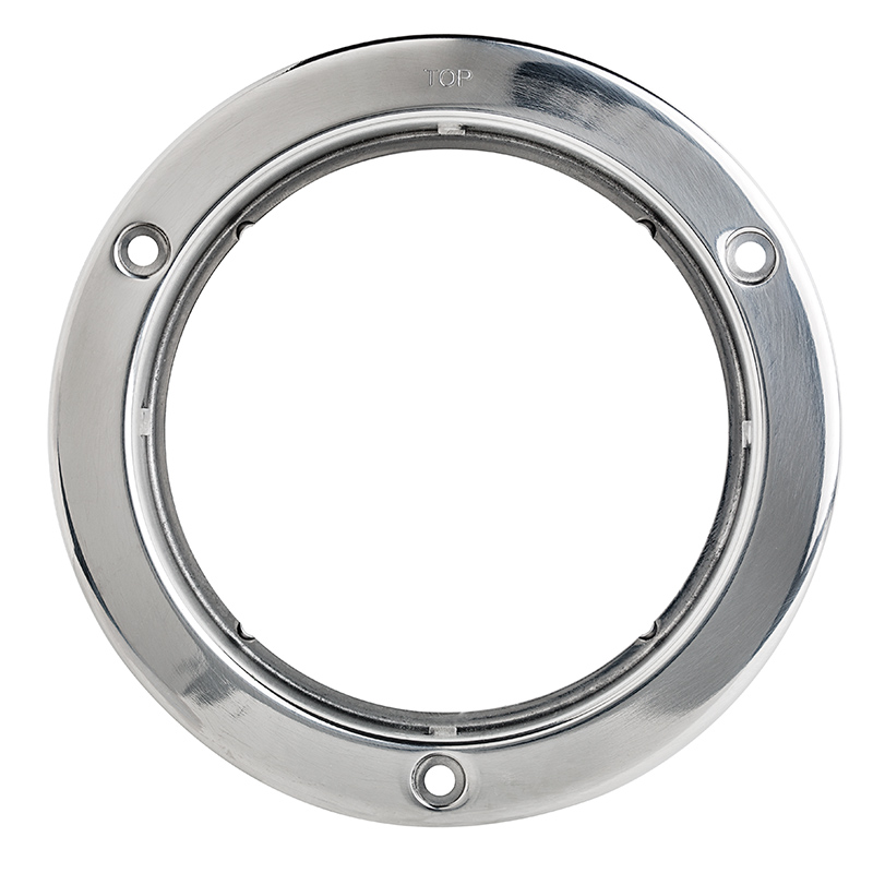 St series stainless steel flange mounts super bright leds