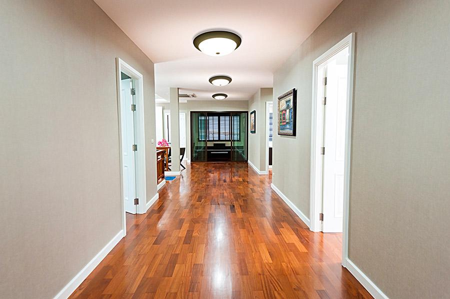 15 Flush Mount LED Ceiling Light W Oil Rubbed Bronze Housing