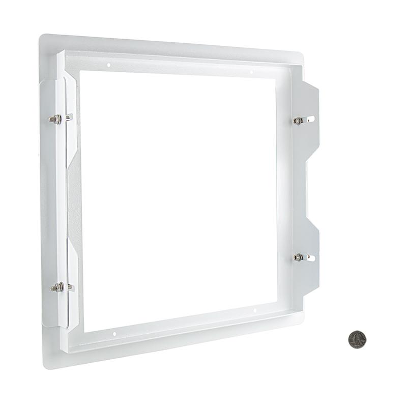 Flush Mount Frame for 150W LED Canopy Lights | Super Bright LEDs