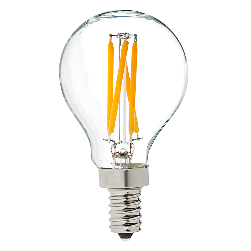 g14 led filament bulb 40 watt equivalent led candelabra bulb dimmable 370 lumens super. Black Bedroom Furniture Sets. Home Design Ideas
