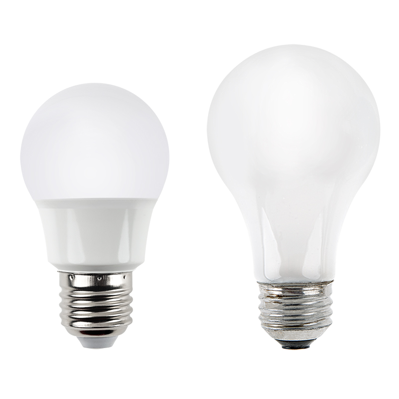 a15 led bulb 40 watt equivalent 12v dc 500 lumens super bright leds. Black Bedroom Furniture Sets. Home Design Ideas