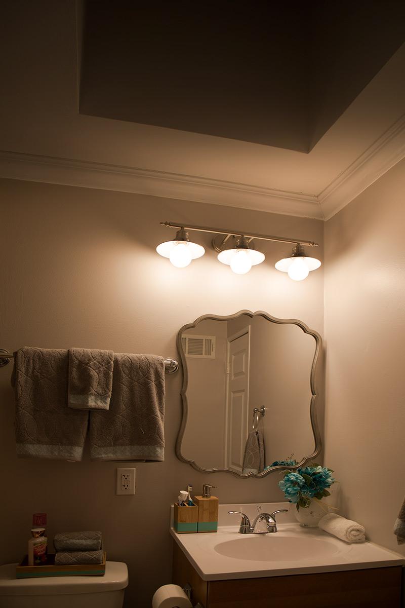 G25 LED Vanity Bulb - 60 Watt Equivalent - Dimmable - 650 Lumens ...