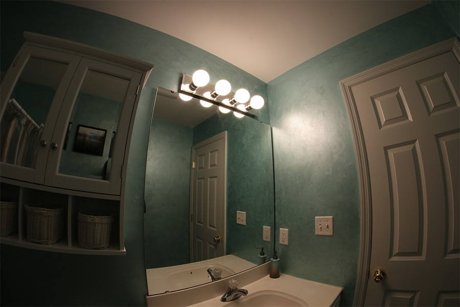 G30 LED Vanity Bulb w/ High CRI - 40 Watt Equivalent - Dimmable ...