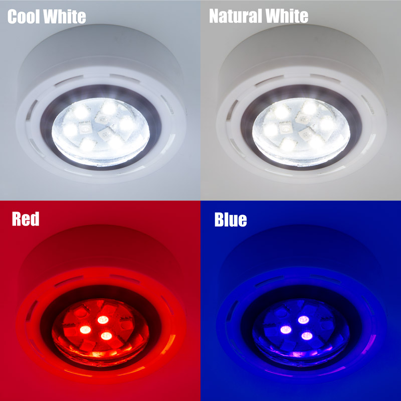G4 Led Bulb Dual Color Bi Pin Led Disc 132 Lumens Boat Rv Other Bi Pin Bulbs Marine