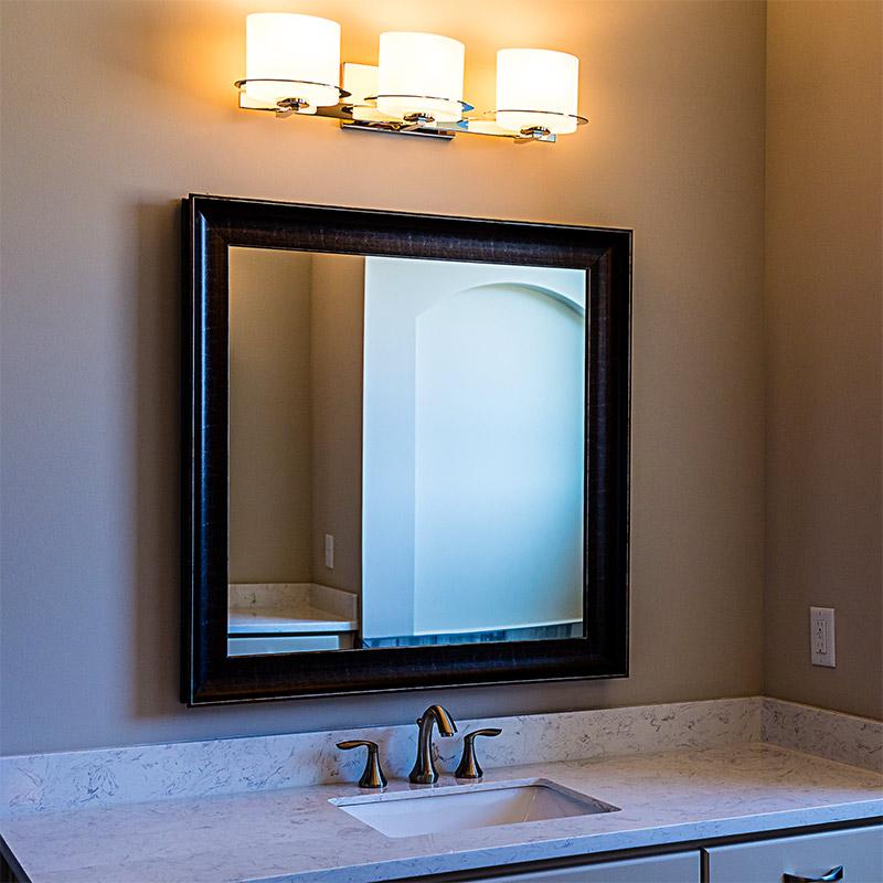 Led Bulb For Bathroom: Bi-Pin LED Filament