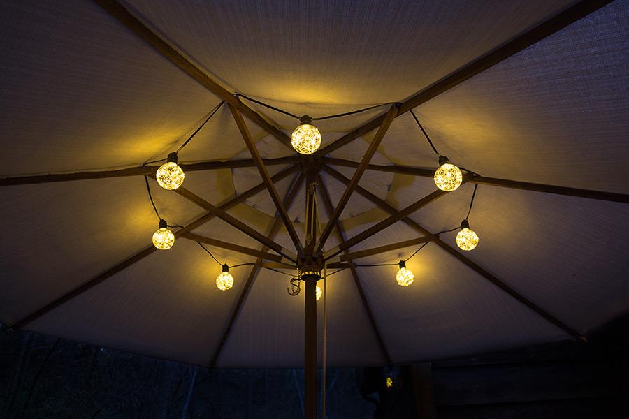 G30/G95 LED Fairy Light Bulbs - 48 Lumens Fireworks Bulbs Vintage Light Bulbs LED Light ...