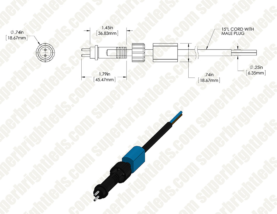 glux mpt for site plug and play male pigtail cable adapter g lux accessories led,Mpt 1000 Ezgo Golf Cart Wiring Diagram