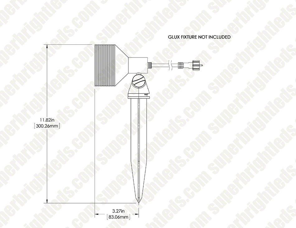 Ground Mounting Stake