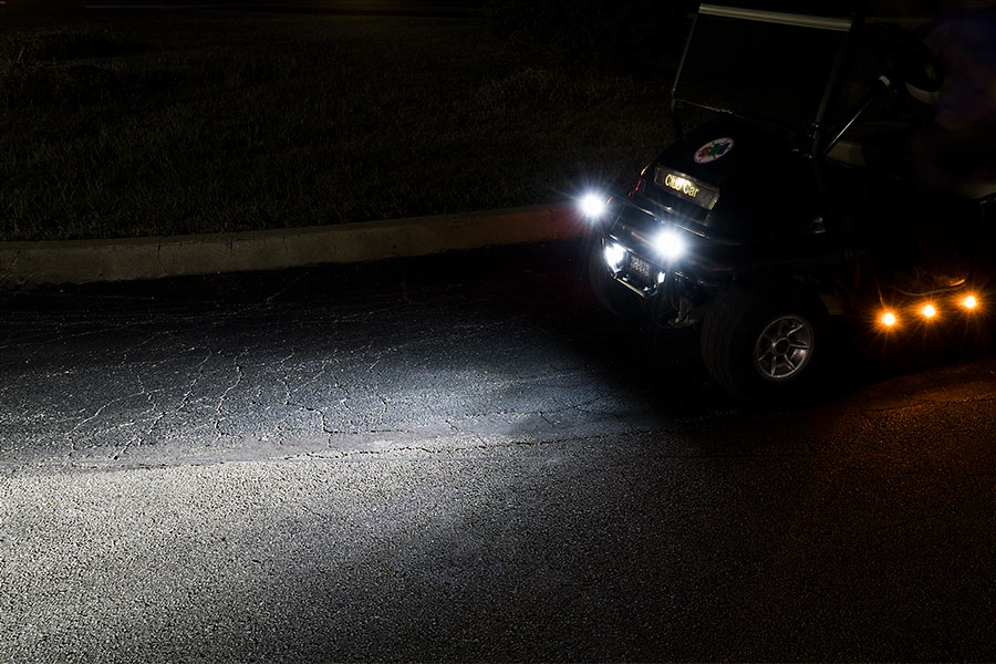 Led Golf Cart Light 4 Mini Aux 20w Led Golf Cart