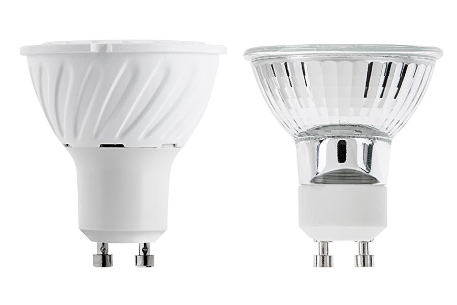 gu10 led bulb 45w equivalent bi pin led spotlight bulb. Black Bedroom Furniture Sets. Home Design Ideas