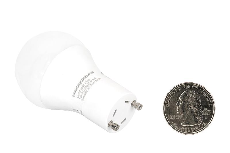 gu24 led bulb - 60 watt equivalent