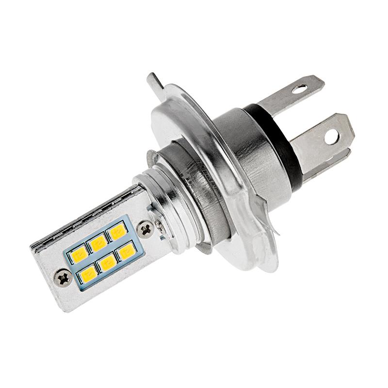 h4 led fog light daytime running light bulb 12 smd led. Black Bedroom Furniture Sets. Home Design Ideas