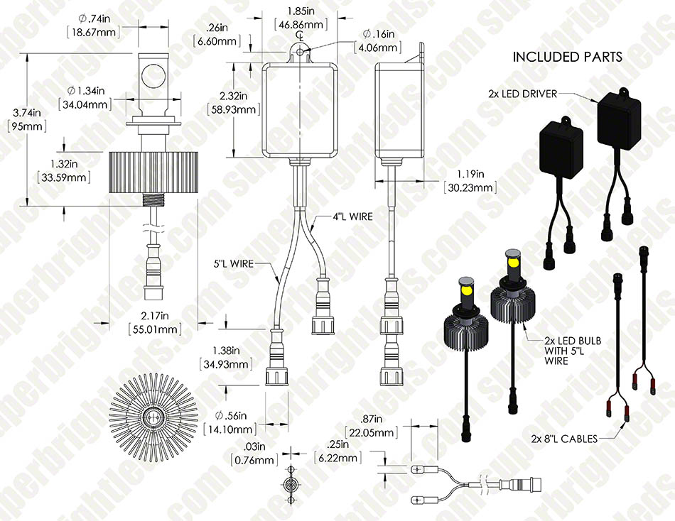 h4 halogen headlight wiring diagram